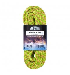 Corde Rando 8mm 48 m Golden Dry