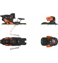 Fixations ski Salomon WARDEN MNC 13