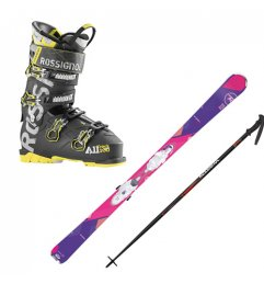 PACK RIDER LOCATION SKI TEMPTATION 80 W