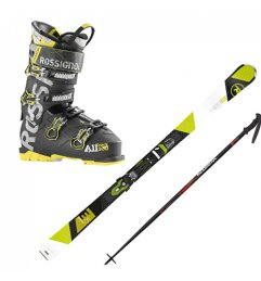 PACK SPORT LOCATION SKI EXPERIENCE 75