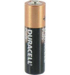 Piles Duracell AA PACK DE 4