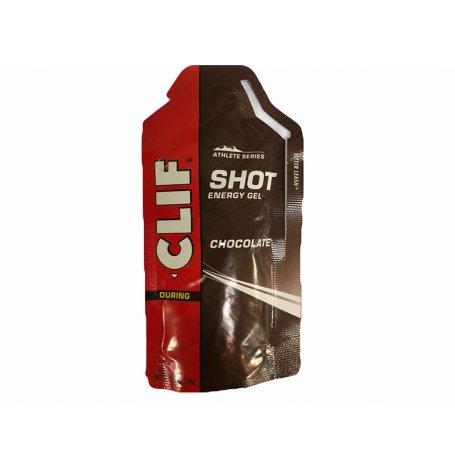Gel énergétique Clif Shot Energy Chocolat