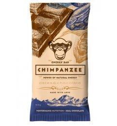Barre énergétique dates chocolat, chimpanzee