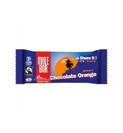 Barre énergétique Mulebar choco orange