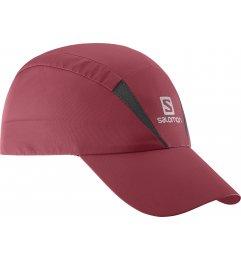 casquette rouge salomon