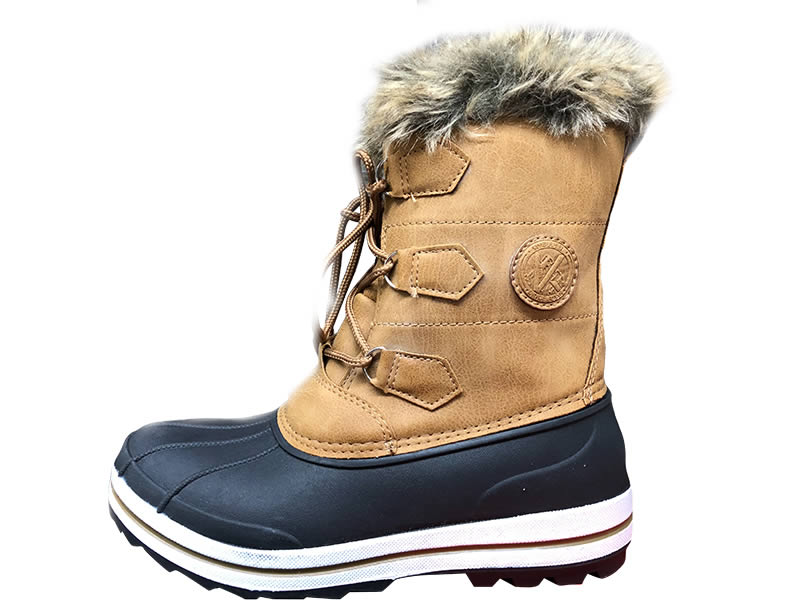 bottes adriana kimberfeel chaussure de neige femme en soldes. Black Bedroom Furniture Sets. Home Design Ideas