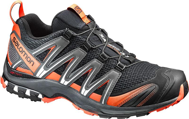 Chaussure Salomon sur Technique running pro trail 3d Xa Extrême 3jALR54q