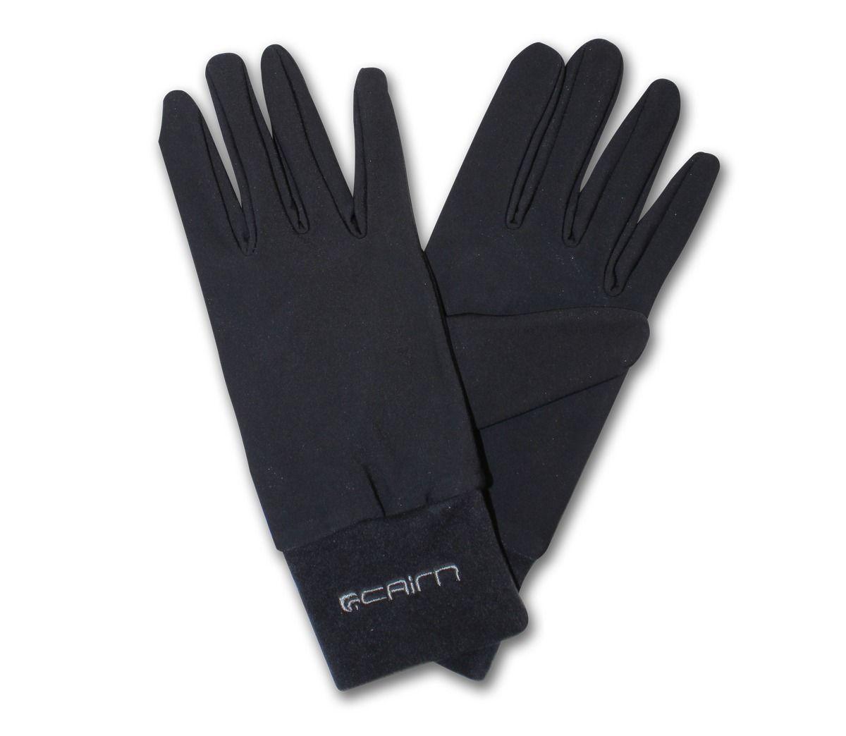 Adultes Hommes Femmes Magique Gants noir stretch hiver chaud doux taille unique s/'adapter à toutes les