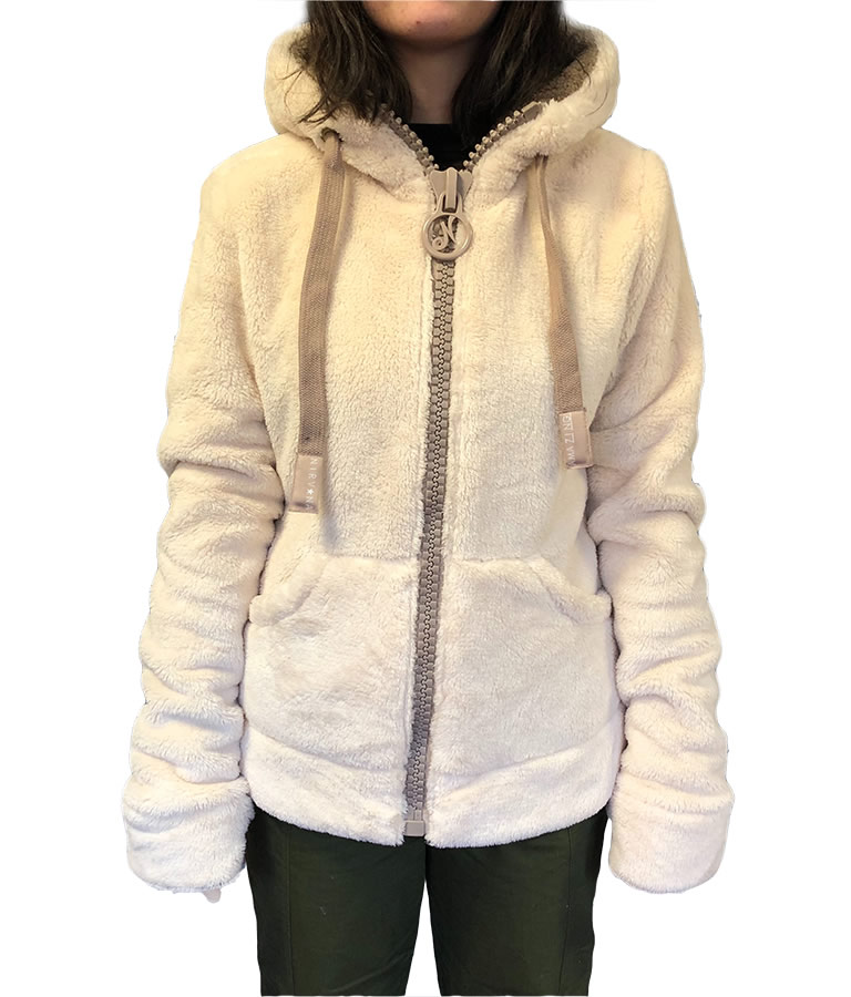 veste polaire femme pilou pilou
